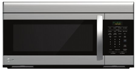 Fantastic Deal! LG LMV1683ST 1.6 Cu. Ft. Stainless Steel Over-the-Range Microwave