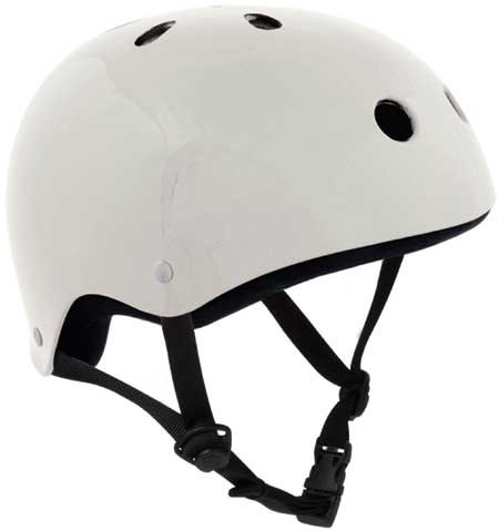 SFR Essentials Childs Helmet - Gloss White