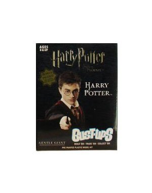 Picture of Gentle Giant Harry Potter Order Of The Phoenix Bust Ups Series 2 Figure Harry Potter (B0017HI88Q) (Harry Potter Action Figures)