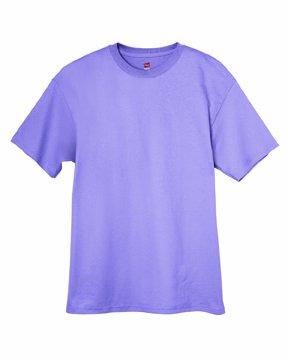 Hanes 6 oz. Tagless T-Shirt, Lavender