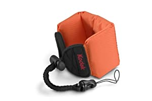 Kodak Essential Floating Wrist Strap for Cameras - Orange