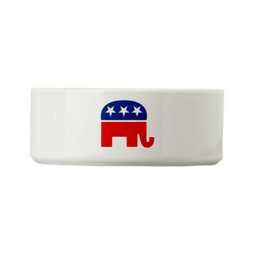 Cafepress Elephant Small Pet Bowl [Misc.]