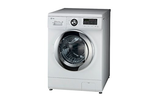 LG WD-1486ADP 4 cu. ft. 220V 8kg/4kg Front Loading Washer Dryer Combo, White (Lg Dryer Combo compare prices)