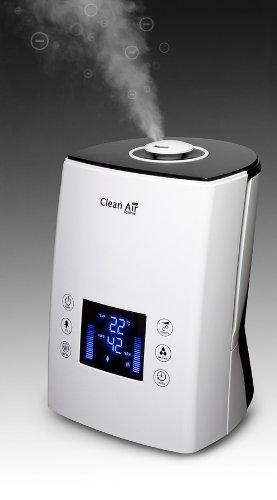Luftbefeuchter mit Ionisator CA-606, für Räume bis 65m²/160m³