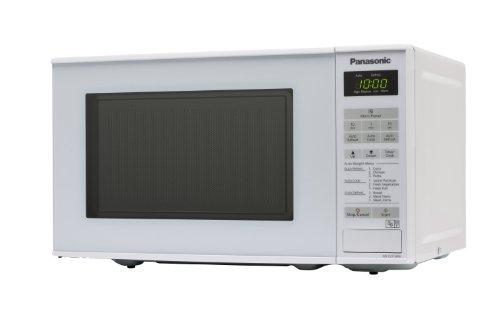 Panasonic NN-E271WMBPQ 20 Litre Compact Microwave, White