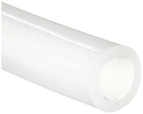 Clear 25 Length 1//2 ID 5//8 OD 1//16 Wall 25/' Length Small Parts PFA Extreme-Purity Flexible Tubing 1//16 Wall 1//2 ID 5//8 OD