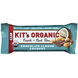Kit\'s Organic Chocolate Almond Coconut 12 (1.7 oz.) bars per box