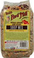 Bob's Red Mill Soup Mix Whole Grains and Beans -- 26 oz