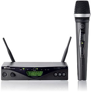 Akg Wms 450 Vocal Set D 5 Wireless System