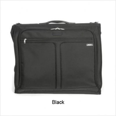Boyt Luggage Deluxe Bi-fold Garment Bag, Black, One Size special offers