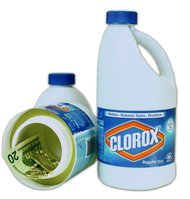 STASH SAFE CAN HOUSEHOLD CLOROX CLEANER REGULAR 60 FL OZ with Free BakeBros Silicone Container and Sticker (Secret Soda Can compare prices)