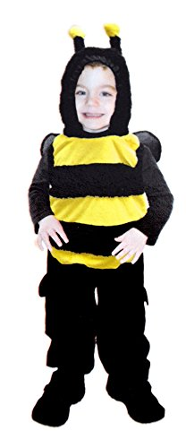 Halloween Bumble Bee Costume 3-4T