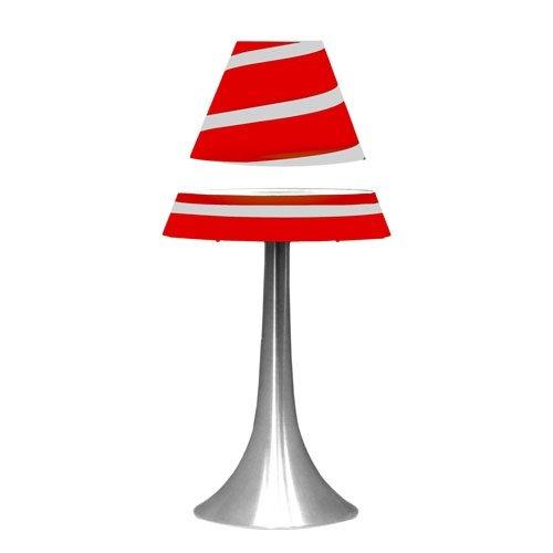 Levitron Lamp - Red