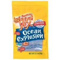 Detail image Meow Mix Tartar Control Ocean Explosion Cat Treats (2.1-oz pouch)