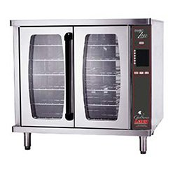 Lang Gcsf-Ez1 Gas Convection Oven - Chefseries Full-Size Single Stack, Computerized And Programmable Controls