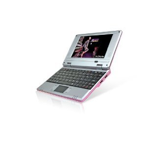 NEW 7inch Mini Wireless Android 2.2 Netbook Laptop Notebook Wifi 2gb Hd 800mhz Pink