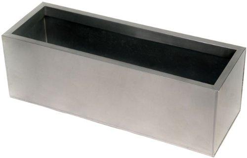 blumenkasten verzinkt preisvergleiche. Black Bedroom Furniture Sets. Home Design Ideas