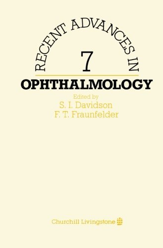 Recent Advances In Ophthalmology: Volume 7