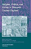 img - for Religion, Politics, and Society in Sixteenth-Century England (Camden Fifth Series) book / textbook / text book