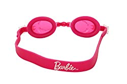 Barbie Swimming Combo Set of Water Ball and Goggle, Pink