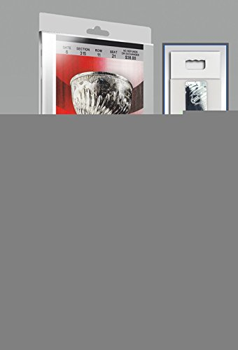 NHL Chicago Blackhawks 2010 Stanley Cup Championship Banner Raising Mini-Mega Ticket