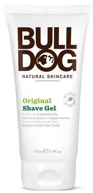 Bull Dog Original Shave Gel 5.9 fl oz [Health and Beauty]