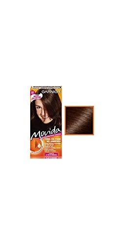 Tinta Per Capelli Colorazione Semi Permanente Movida N 35 Castano
