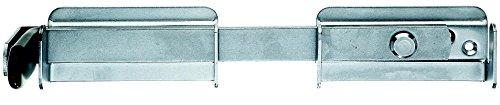 gah alberts 326012 doppeltor berwurf links und rechts verwendbar edelstahl kugelgestrahlt. Black Bedroom Furniture Sets. Home Design Ideas