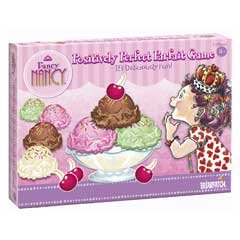 Briarpatch Fancy Nancy Positively Perfect Parfait Game - 1