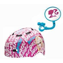 Bell Child Barbie Roller Girl Multi-Sport Helmet + Barbie Bell included
