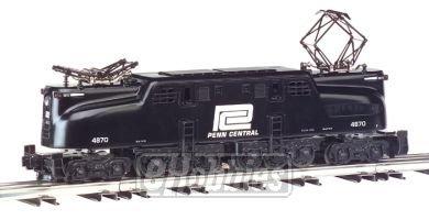 Williams By Bachmann O-31 Gg-1 Semi Scale Locomotive (Penn Central)