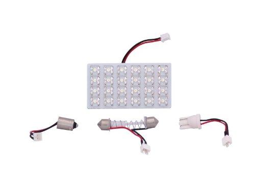 Plasmaglow 10555 UltraFlex White LED Dome Light Panel (Cab Light Fixture compare prices)
