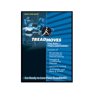 TREADMOVES - Total Body Sports Conditioning DVD