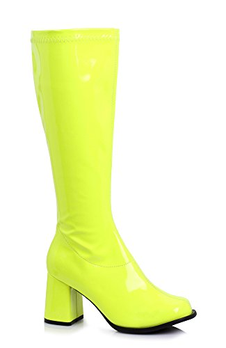 ELLIE GOGO N Womens Yellow Boots, Size - 7