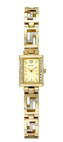 Accurist LB625 Ladies Stone Set Bracelet Watch