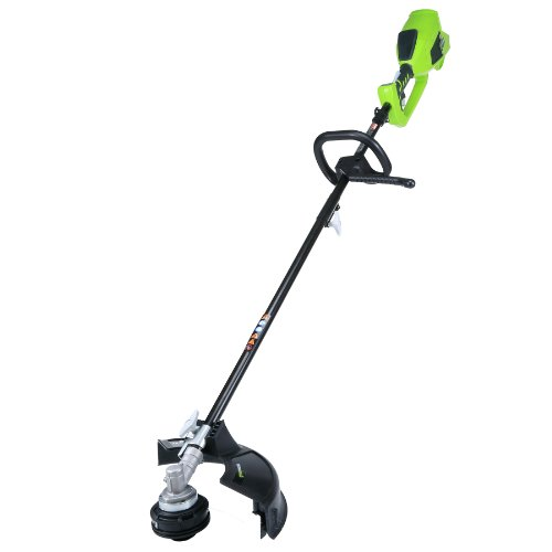 Greenworks 2100202 Digipro G-Max 40V Li-Ion 14-Inch Cordless String Trimmer, Tool Only