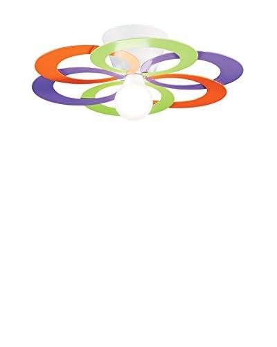 Gibas Lámpara de Pared/Techo Olympia Multicolor