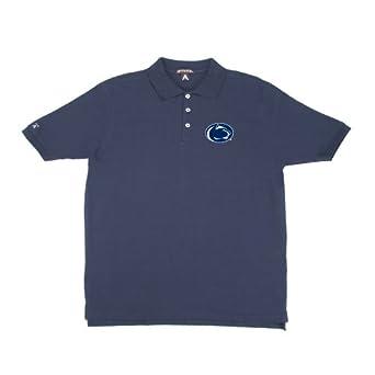NCAA Penn State Classic Pique Polo Shirt by Antigua