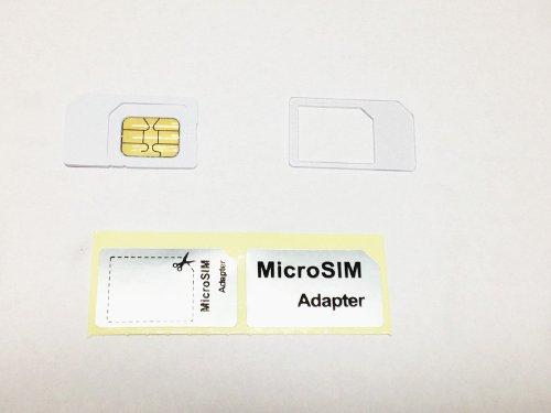 ios7にも対応(透明アダプタ1個付)softbank au docomo micro simカード  nano simカード   アクティベーション〓アクティベートカードactivation card for softbankAUdocomo  iPhone4 iPhone4s  iPhone5 iPhone5s iPhone5C (透明アダプタ1個付+softbank 4/4s 用)