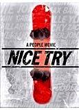 【スノーボード DVD】 Nice Try(ナイス・トライ) 日本語字幕付