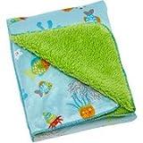 Little Bedding by NoJo Ocean Dreams Velboa Blanket