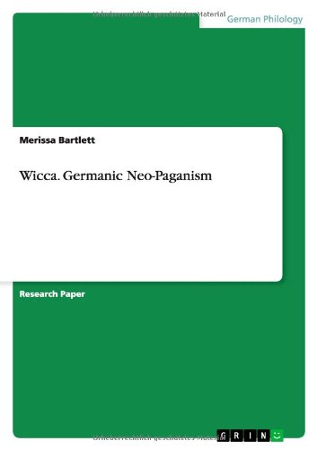witchcraft paganism christianity research paper Neo-paganism differs from them, however, in striving to revive authentic  these  movements have a close relationship to ritual magic and modern witchcraft   rather than integrate scientific claims into new religious teachings, these groups  tend to oppose the materialism,  3 references found in britannica articles.