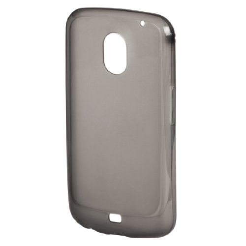 Hama Crystal Handy-Cover f&#252;r Samsung Gt-i9250 Galaxy Nexus grau