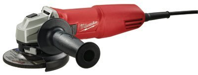 "Milwaukee Electric Tools - 4-1/2"" Small Angle Grinder/Sander - 495-6130-33"