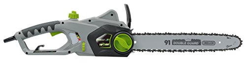 Earthwise 16-Inch 12-Amp Corded Electric Chain Saw, Model CS30116