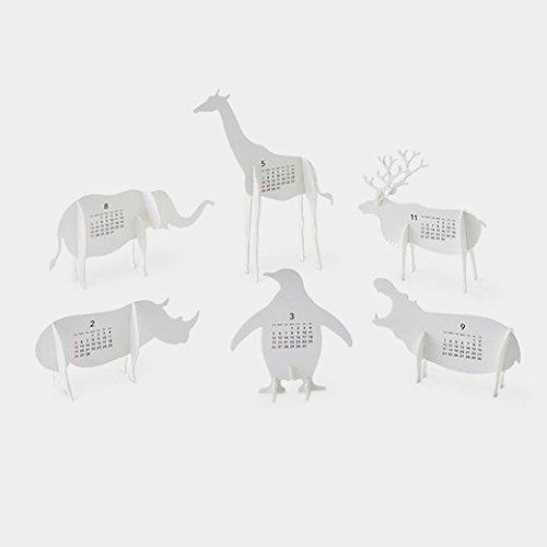 アニマルカレンダー2017 Zoo