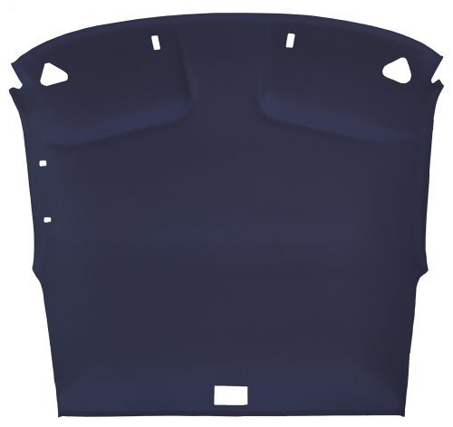 Acme AFH37-FB2092 ABS Plastic Headliner Covered With Navy Foambacked Cloth (2000 S10 Headliner compare prices)
