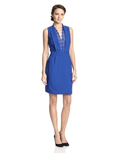 Aijek Women's Sublime Convertible Bib Sleeveless Dress