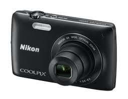Nikon COOLPIX S4200 16.0 MP Digital Camera - Black