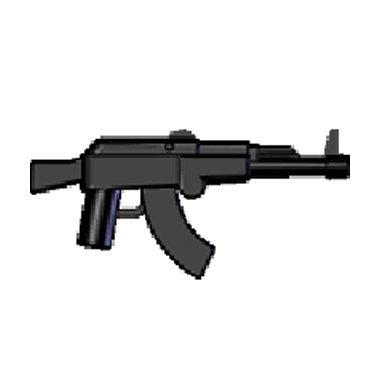 Brickarms Custom Lego Minifigure Arma - AK ASSAULT
